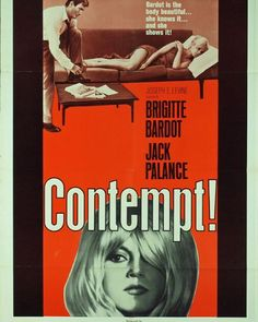 Jean-Luc Godard # 6  Contempt (Le mépris) - 1963  DP: Raoul Coutard  #Jeanlucgodard #Raoulcoutard #film #cinema #cinematography #contempt #lemepris #france #brigittebardot #jackpalance #fritzlang #criterioncollection #criterion #criterioncollectionoop #oop