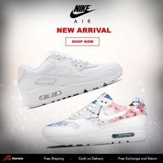 Inspired by the shoe that started the Nike Air revolution, the Nike Air Max 1 Print tells a classic Nike story in leather, suede and floral print