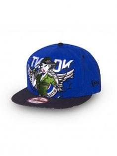 Mile High Snapback Hat $35 #tokidoki