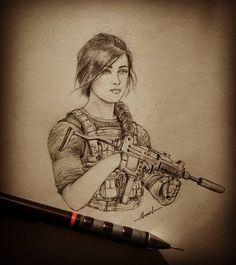 Asena...�� #sketch #colour #human #conceptarts #illustration #painting #drawing #art #çizim #sanat #karalama #karakalem #soldier #artlover #sanatçı #artist #weapon http://turkrazzi.com/ipost/1516070240407456614/?code=BUKKdnmBwtm
