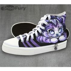Cheshire Cat High Tops