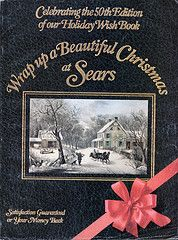 The Sears Wish Book was my favorite pastime from September to Christmas every year.  I actually bought this catalog off ebay a few years ago.