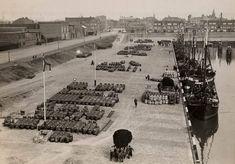 Haven van Scheveningen 1937