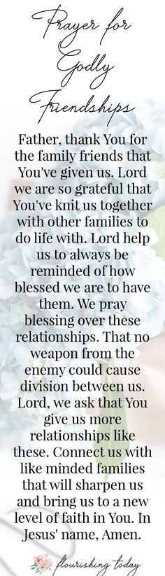 Do you pray specifically and strategically for your family? There is power when we get intentional with our prayers. Here are 5 prayers for my family that have helped us to flourish. Parenting Parenting dad Parenting quotes Parenting tips Parenting truths Prayer For My Family, Relationship Advice, Relationships, Breakup Advice, Advice Quotes, Marriage Tips, Prayer Board, Prayer Warrior, Power Of Prayer