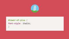 'CSS Puns', Amusing Wisecracks In CSS Language - DesignTAXI.com