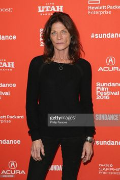 Actress Meg Foster attends the Premiere during the 2016 Sundance Film Festival at Library Center Theater on January 2016 in Park City, Utah. Meg Foster, Sundance Film Festival, Scream Queens, Big Love, Beautiful Eyes, Vintage Fashion, Celebs, Actresses, Actors