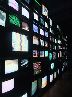 television overload
