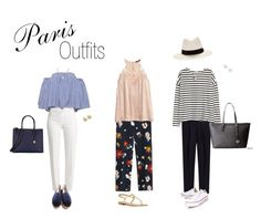 """Paris"" by anna-ballerina-1 on Polyvore featuring Mode, Basler, Zara, H&M, Chanel, Tiffany & Co., Acne Studios, Converse, Marc by Marc Jacobs und Michael Kors"