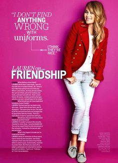 Lauren Conrad - #styleinspiration