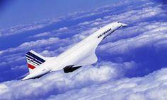 Supersonic Plane Concord