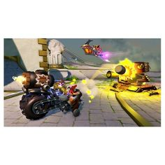 Skylanders SuperChargers SuperCharged Combo Pack - Donkey Kong + Barrel Blaster,