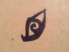 Clairvoyant Sight Rune #MortalInstruments