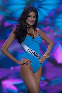 María Gabriela Isler Miss Venezuela 2012. La Molly Ya se veía miss universo. Te amo bella.