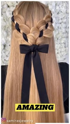 Scarf Hairstyles, Pretty Hairstyles, Braided Hairstyles, Hairstyle For Girls Video, Medium Hair Styles, Short Hair Styles, Competition Hair, Bridal Hair Updo, Hair Today