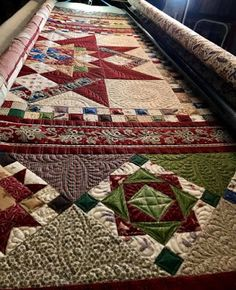 Sue Daurio's Quilting Adventures: A little quilting therapy