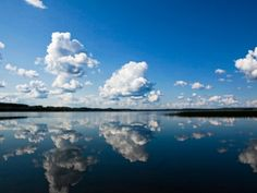 Helsinki and Lakeland Routes Helsinki, Lappland, Finland Facts, Long Lake, Clear Lake, Little Island, Water Life, Great Lakes, Lake District