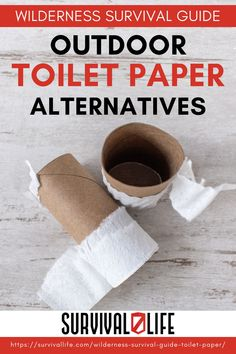 Looking for a wilderness survival guide to help you on your next outdoor adventure? Outdoors expert Alden Morris is back today shares the alternative for toilet paper here! #survivallife #survival #preparedness #survivalist #prepper #camping #outdoors #spring #outdoorsurvival #toiletpaperalternatives #outdoortoilet Survival Hacks, Survival Life, Wilderness Survival, Survival Skills, Outdoor Toilet, Camping Outdoors, Camping Essentials, Outdoor Survival, Toilet Paper
