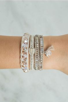 Moonstone Layers #armcandy