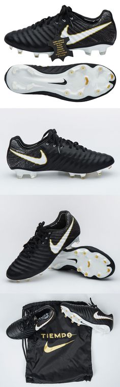 Men 109133: Nike Tiempo Legend Vii Fg Soccer Cleats Mens Size 6 Wmns 7.5 897752 002 -> BUY IT NOW ONLY: $169.99 on eBay!