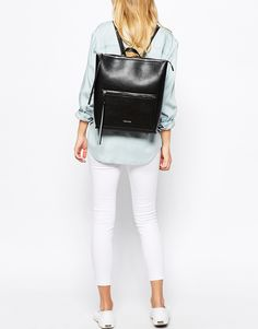 Image 3 of Calvin Klein Ivy Structured Backpack