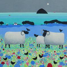 Scottish Art from Ailsa Black