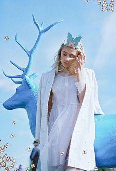 Marusya Pianzina by Tasya Kudryk for C-Heads Magazine || Crafturday Blog