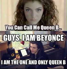 Troye is the Queen B