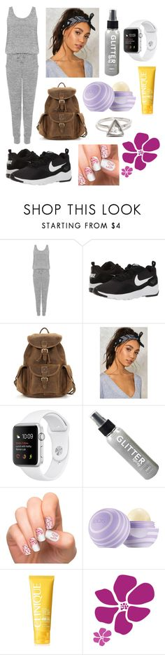 """💪🏻✨🤸🏼‍♀️🙅🏼"" by ginardlcm23 ❤ liked on Polyvore featuring WearAll, NIKE, Nasty Gal, Clinique and plus size clothing"