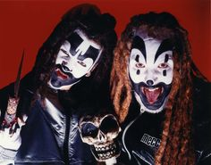 ICP (we all have memories, and their music comes with some)
