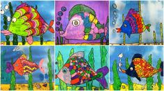 Square1 idea?  Exploring Art: Elementary Art: Original Works