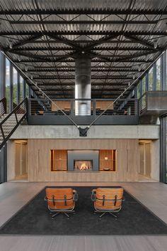 #architecture : Shokan House / Jay Bargmann | ArchDaily