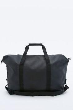 28d31f143b5d Rains Oversized Bag in Black