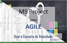 MS Project 2 AGILE: Usar o Conceito de Velocidade
