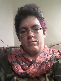 G's Crafts n' Things: Bubble scarf/cowl