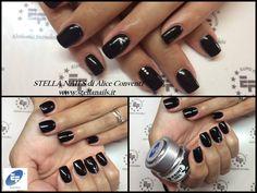 Black Nails by Stella Nails di Alice Conventi