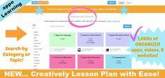 Kleinspiration: Google + Pinterest + Dropbox = [NEW] Free @appolearning (Lesson Planning Dream)!