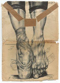 Incredible Pen Drawings by Mark Powell – Fubiz Media Biro Art, Biro Drawing, Ballpoint Pen Art, Pen Drawings, Arte Com Grey's Anatomy, Anatomy Art, Mark Making, Mark Powell, Kunst Portfolio