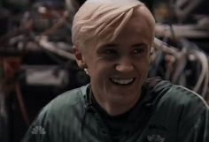 which harry potter boy is your soulmate?   draco malfoy