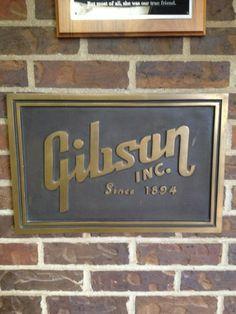 Gibson USA i Tennessee