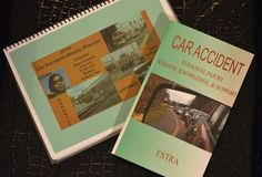 Purchase book Car Accident by ESTRA and 2014 Car Accident Weekly Calendar as a set on ebay.