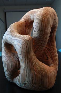 my portfolio - Kunst Für Grundschüler Abstract Sculpture, Bronze Sculpture, Wood Sculpture, Plywood Art, Large Scale Art, Wood Carving Art, Fantasy Kunst, Wood Wall Art, New Art