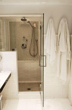 Suzie: MSM Property Development - Fantastic bathroom design with modern espresso bathroom ...