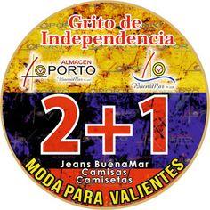 ALMACEN OPORTO: Día de la Independencia, Moda Para valientes, Esfu...