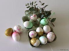 DIY Uova di Pasqua