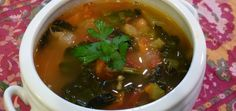 A Kale-Friendly Minestrone To Warm Your Soul