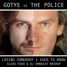 I thought of Sting and The Police almost immediately when I heard Gotye.