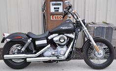 Harley Davidson - Sinister Street Bob