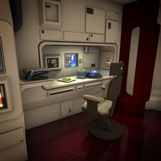 spaceship 2 hd - Spaceship Interior HD by Dan Brown CGI Spaceship 2, Spaceship Interior, Futuristic Interior, Futuristic Design, Spaceship Concept, Spaceship Design, Dead Space, Star Citizen, Space Station