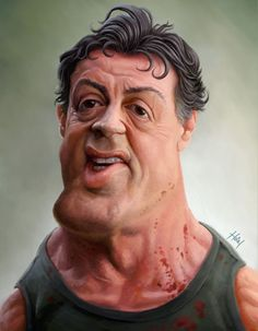 pictures of celebrity caricatures - Google Search