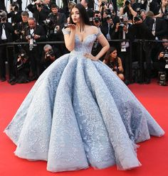 Aishwarya Rai Just Had A Total Cinderella Moment Thanks To Dubai Designer Michael Cinco